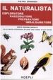 Cover of Il naturalista esploratore, raccoglitore, preparatore, imbalsamatore