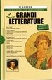 Cover of le grandi letterature