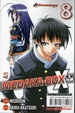 Cover of Medaka Box vol. 8