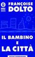 Cover of Il bambino e la città