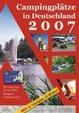 Cover of Campingplätze in Deutschland 2007