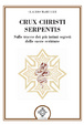 Cover of Crux christi serpentis. Sulle tracce dei più intimi segreti delle sacre scritture