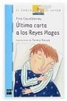 Cover of Última carta a los Reyes Magos