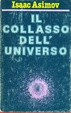 Cover of Il collasso dell'universo