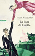Cover of La lista di Lisette