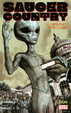Cover of Saucer Country vol. 2