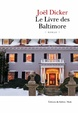 Cover of Le livre des Baltimore