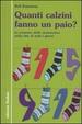 Cover of Quanti calzini fanno un paio? Le sorprese della matematica nella vita di tutti i giorni