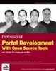 Cover of Professional Portal Development with Open Source Tools