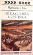 Cover of Se la guerra continua