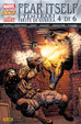 Cover of Fear Itself: I Temerari/Ferite di guerra n. 4 (di 6)