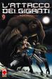 Cover of L'attacco dei giganti vol. 9