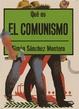 Cover of Qué es EL COMUNISMO