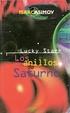 Cover of Los anillos de Saturno