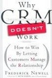Cover of Why CRM Doesn't Work