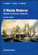 Cover of Il mondo moderno. Manuale di storia per l'Università