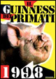 Cover of Il Guinness dei primati 1998