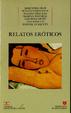 Cover of Relatos eroticos