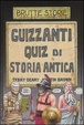 Cover of Guizzanti quiz di storia antica
