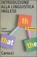 Cover of Introduzione alla linguistica inglese