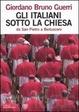 Cover of Gli italiani sotto la Chiesa
