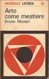 Cover of Arte come mestiere