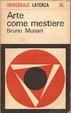 Cover of Arte come mestiere
