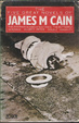 Cover of The Five Great Novels of James M Cain