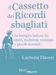 Cover of Il cassetto dei ricordi sbagliati
