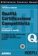 Cover of Qualità certificazione competitività