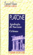 Cover of Apologia di Socrate - Critone