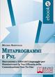 Cover of Metaprogrammi e Pnl