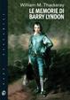 Cover of Le memorie di Barry Lyndon