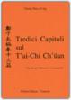 Cover of Tredici capitoli sul T'ai Chi Ch'uan