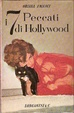 Cover of I sette peccati di Hollywood