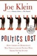 Cover of Politics Lost