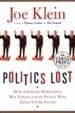 Cover of Politics Lost