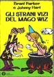 Cover of Gli strani vizi del Mago Wiz