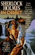 Cover of Sherlock Holmes in Orbit
