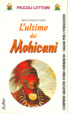 Cover of L' ultimo dei mohicani