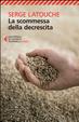 Cover of La scommessa della decrescita