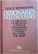 Cover of Dizionario dell'erotismo