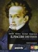 Cover of Il piacere dei testi - Giacomo Leopardi