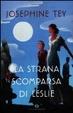 Cover of La strana scomparsa di Leslie