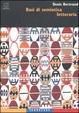 Cover of Basi di semiotica letteraria