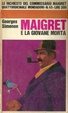 Cover of Maigret e la giovane morta
