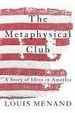 Cover of The Metaphysical Club