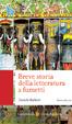 Cover of Breve storia della letteratura a fumetti