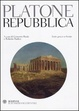 Cover of Repubblica. Testo greco a fronte