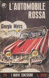 Cover of L'automobile rossa
